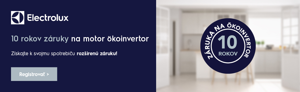 ZÁRUKA 10 ROKOV NA MOTOR ÖKOINVERTOR